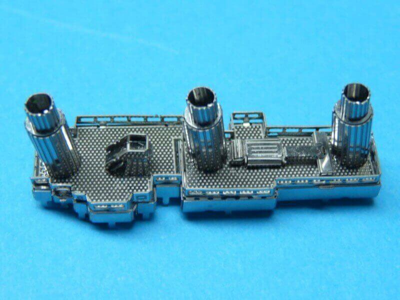 Titanic 3D métal kit au 1/2000 ème T008610