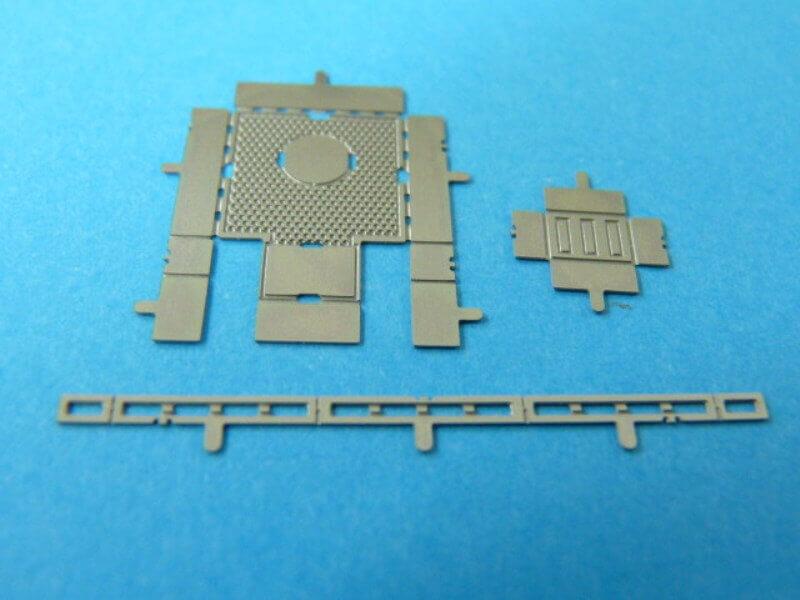 Titanic 3D métal kit au 1/2000 ème T008810
