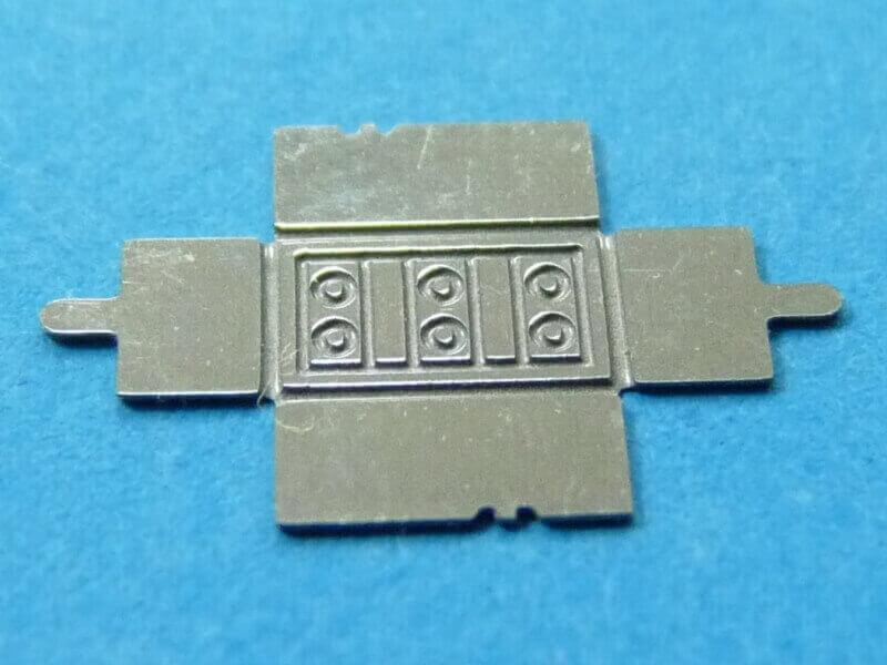 Titanic 3D métal kit au 1/2000 ème T009310