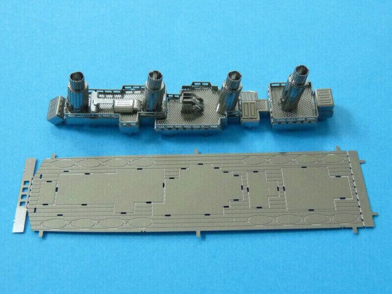 Titanic 3D métal kit au 1/2000 ème T009910