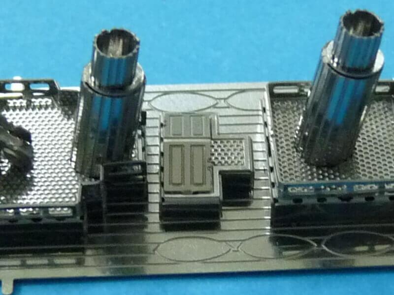 Titanic 3D métal kit au 1/2000 ème T010810