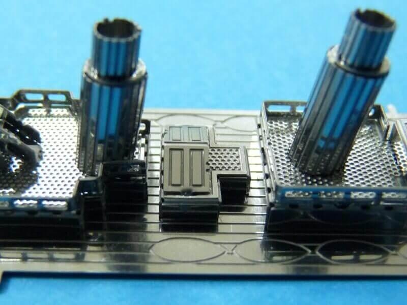 Titanic 3D métal kit au 1/2000 ème T011010