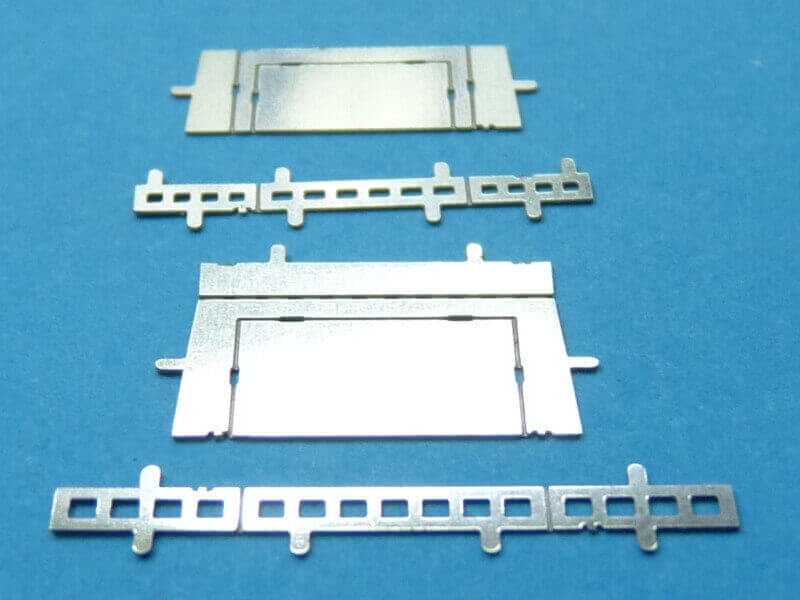 Titanic 3D métal kit au 1/2000 ème T011210