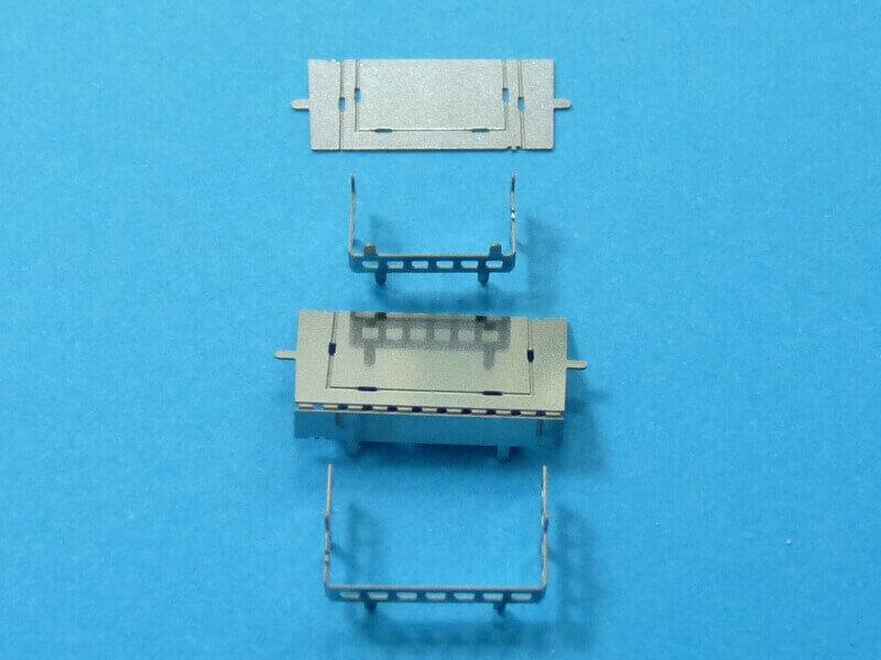 Titanic 3D métal kit au 1/2000 ème T011310