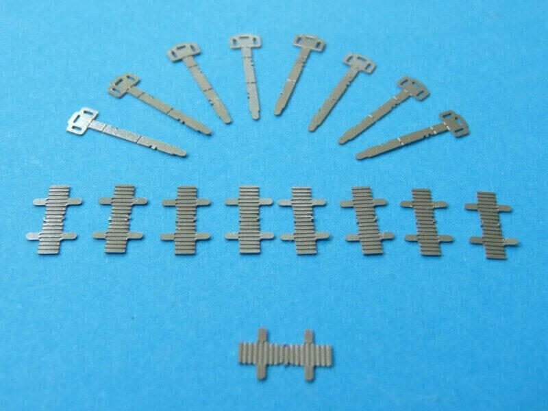 Titanic 3D métal kit au 1/2000 ème T012010