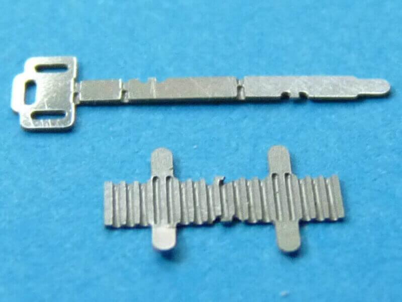 Titanic 3D métal kit au 1/2000 ème T012110