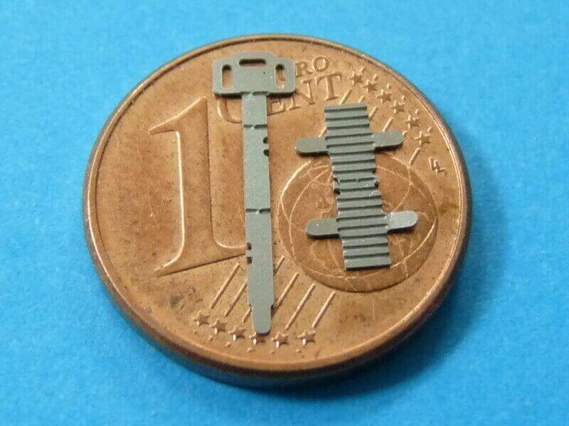 Titanic 3D métal kit au 1/2000 ème T012210