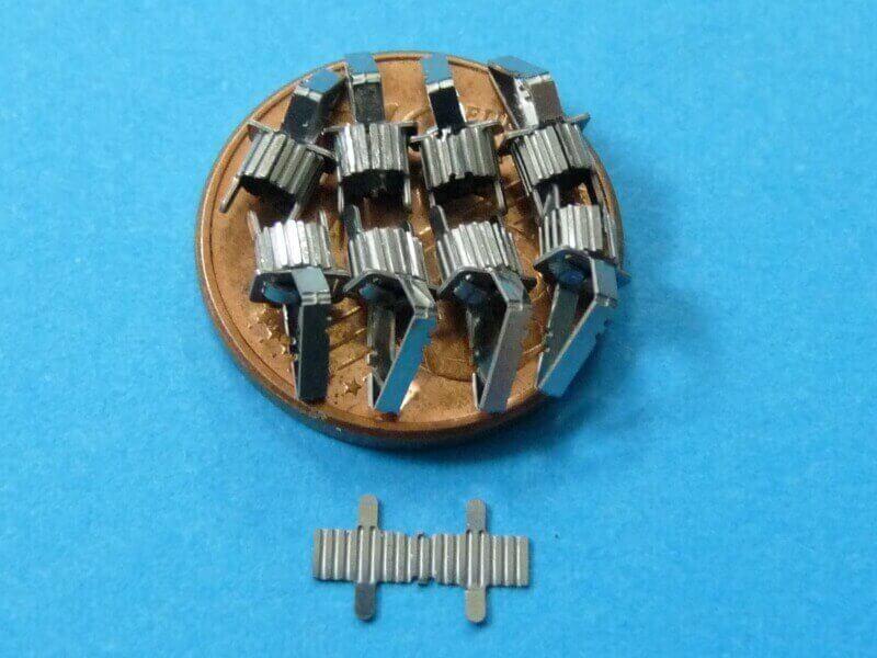 Titanic 3D métal kit au 1/2000 ème T013510