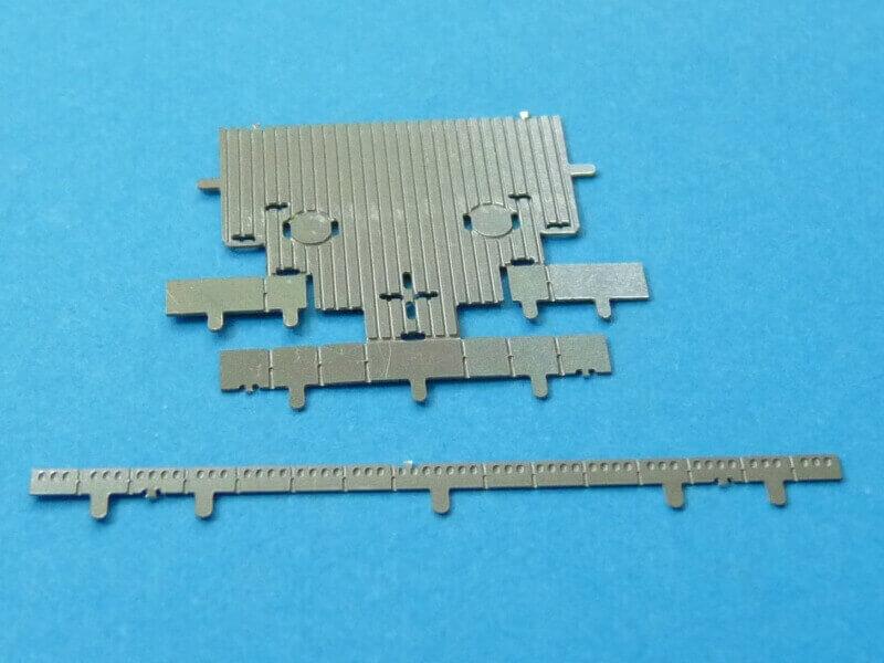 Titanic 3D métal kit au 1/2000 ème T013610