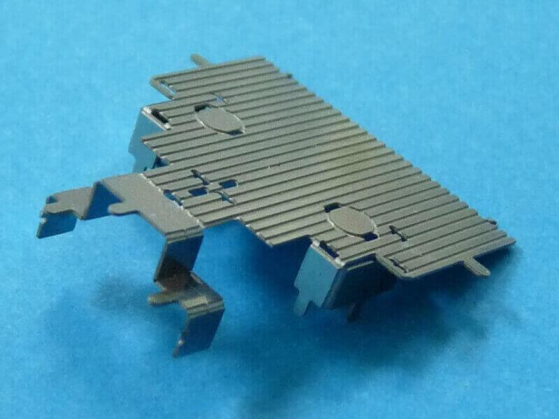 Titanic 3D métal kit au 1/2000 ème T013710