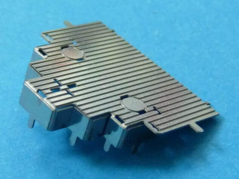 Titanic 3D métal kit au 1/2000 ème T013810