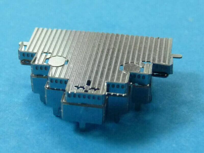 Titanic 3D métal kit au 1/2000 ème T014010