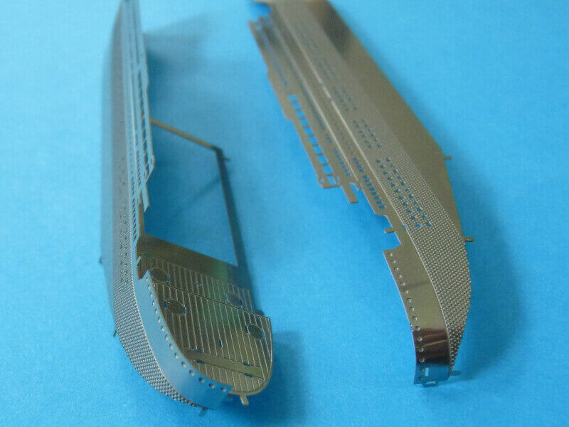 Titanic 3D métal kit au 1/2000 ème T015310