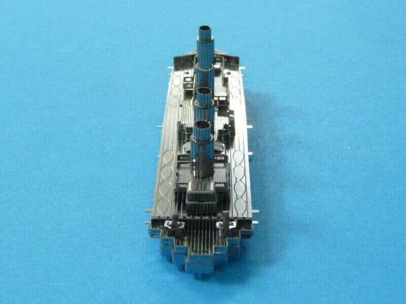 Titanic 3D métal kit au 1/2000 ème T016210