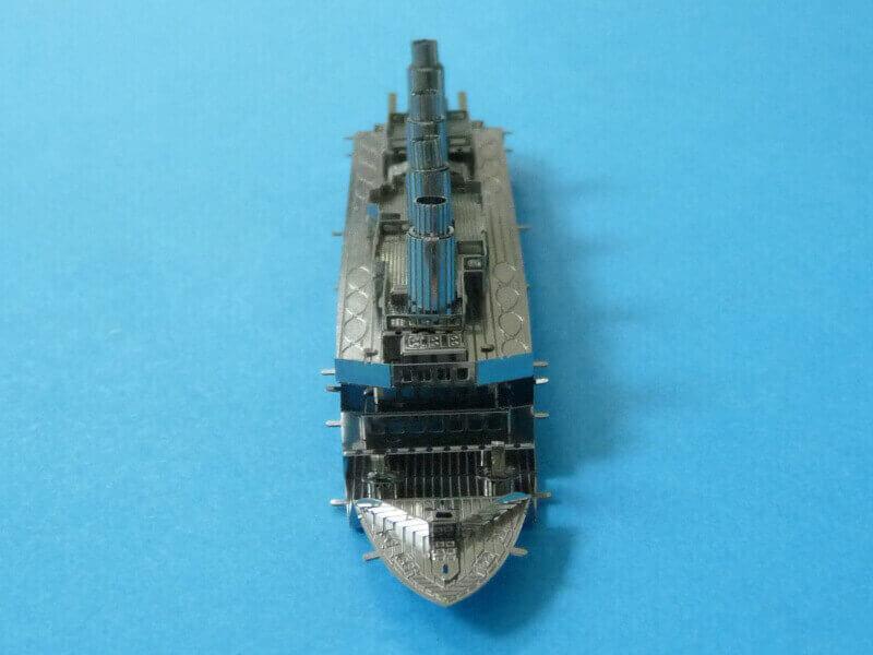 Titanic 3D métal kit au 1/2000 ème T016310