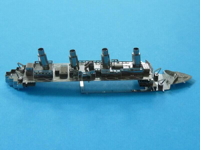 Titanic 3D métal kit au 1/2000 ème T016410