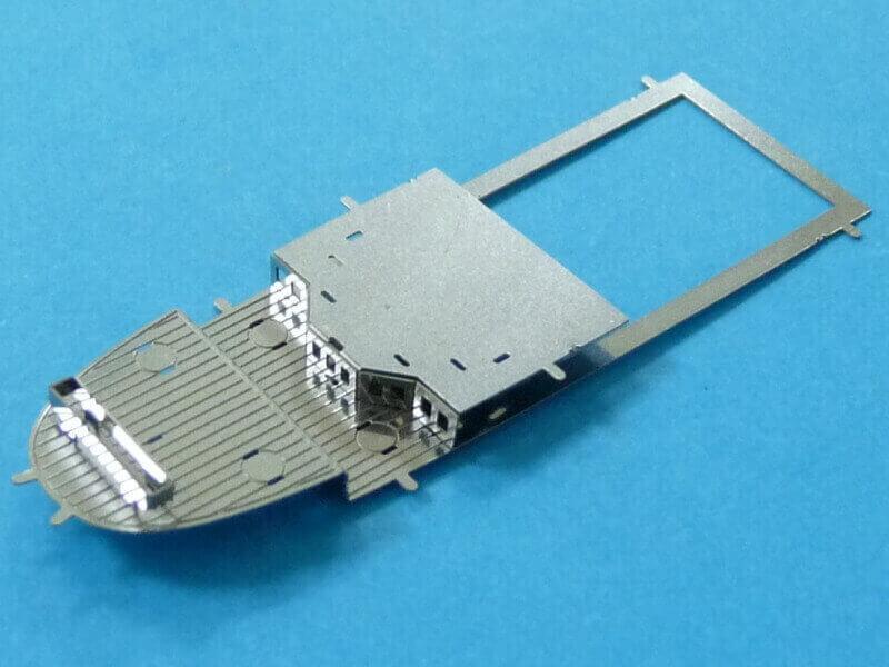 Titanic 3D métal kit au 1/2000 ème T016710