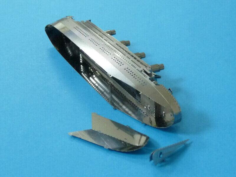 Titanic 3D métal kit au 1/2000 ème - Page 2 T018610
