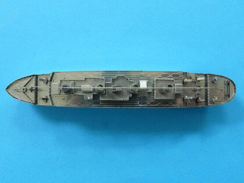 Titanic 3D métal kit au 1/2000 ème - Page 2 T020510