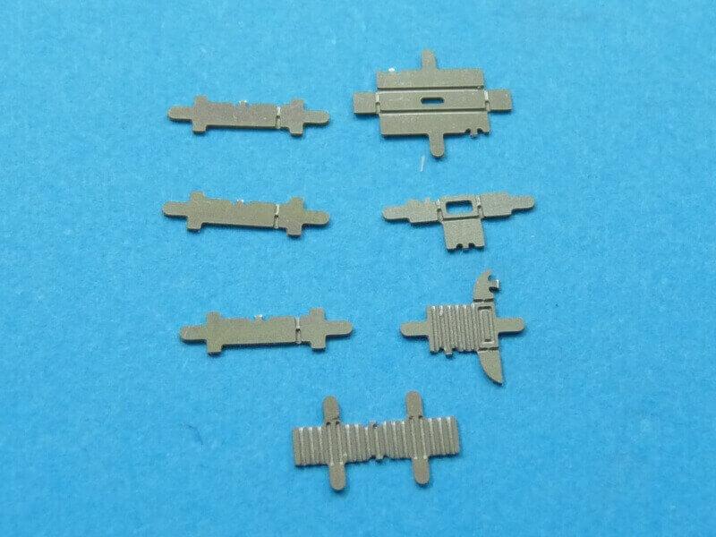 Titanic 3D métal kit au 1/2000 ème - Page 2 T021810