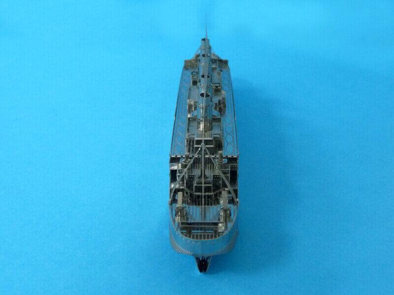 Titanic 3D métal kit au 1/2000 ème - Page 2 T022410