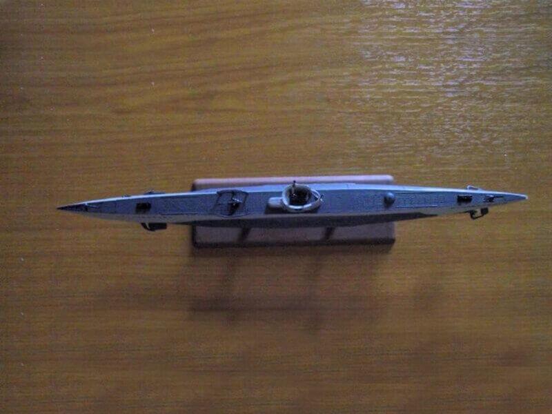 U Boot type II 1/144 revell par denis25 T2b00410