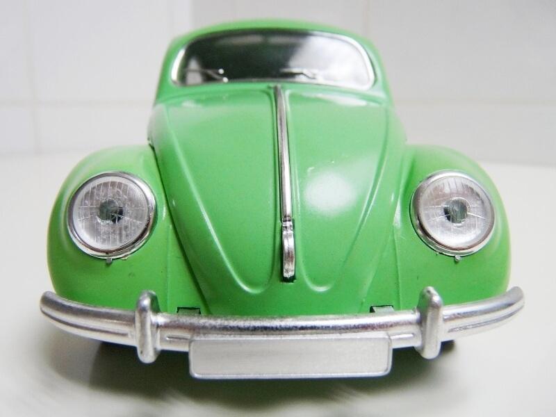 Volkswagen Coccinelle Berline - 1949 - Solido 1/18 ème Volksw21