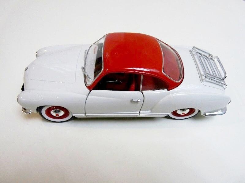 Volkswagen Karmann-Ghia coupé - 1956 - Solido 1/18 ème  Volksw55