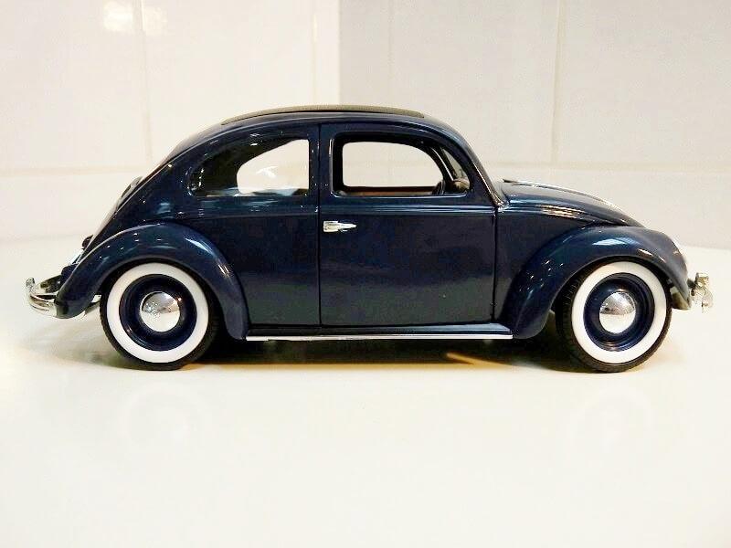 Volkswagen Coccinelle - 1957 - Solido 1/18 ème Volksw61