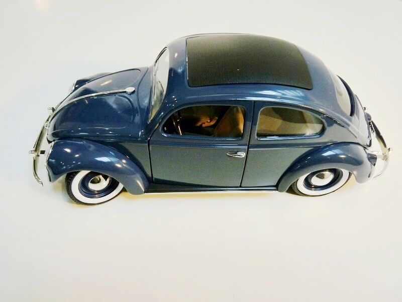 Volkswagen Coccinelle - 1957 - Solido 1/18 ème Volksw62