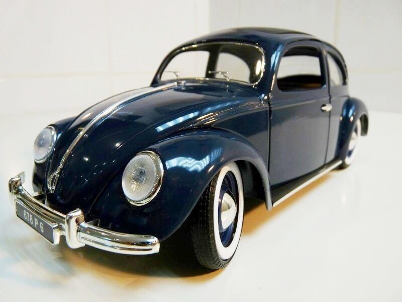 Volkswagen Coccinelle - 1957 - Solido 1/18 ème Volksw64