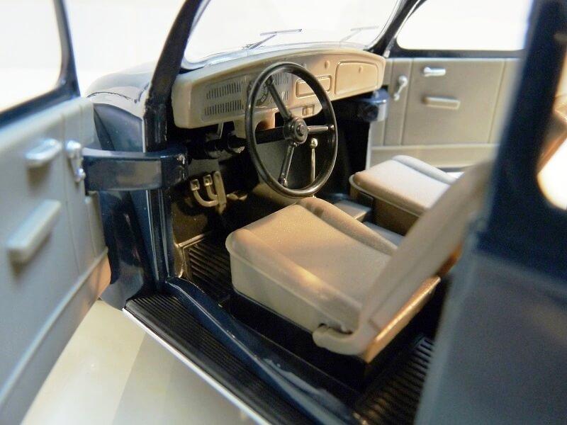 Volkswagen Coccinelle - 1957 - Solido 1/18 ème Volksw65
