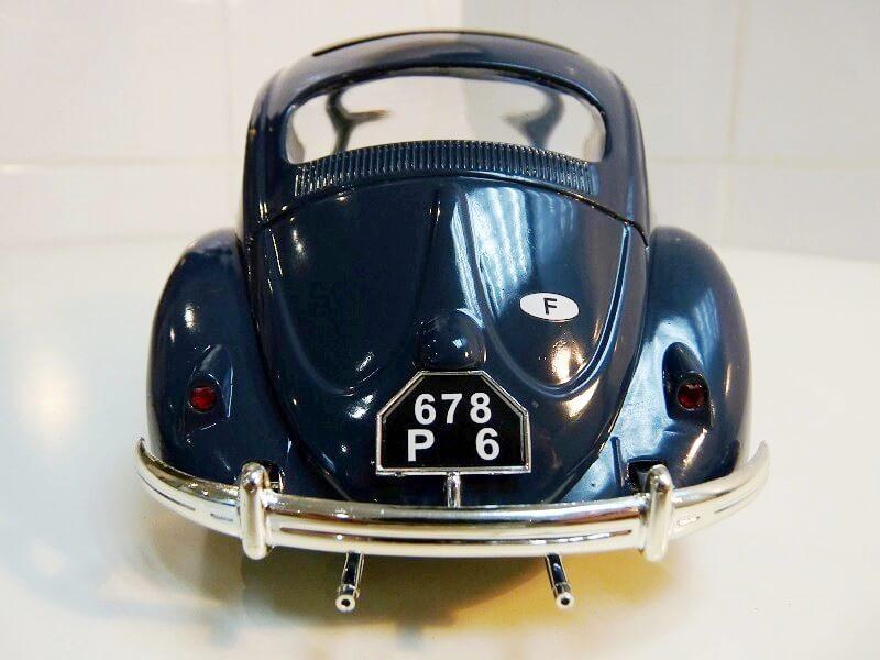 Volkswagen Coccinelle - 1957 - Solido 1/18 ème Volksw66