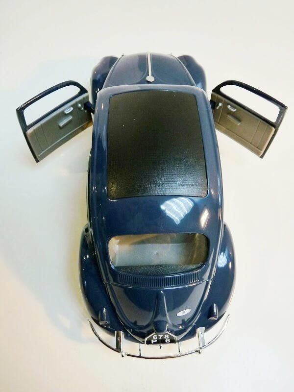 Volkswagen Coccinelle - 1957 - Solido 1/18 ème Volksw67