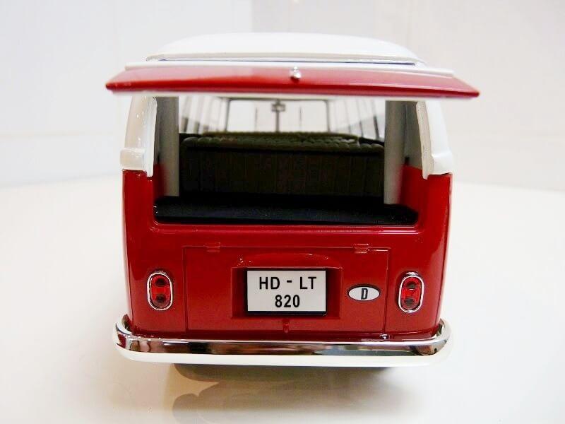 Volkswagen Combi - 1966 - Solido 1/18 éme Volksw70