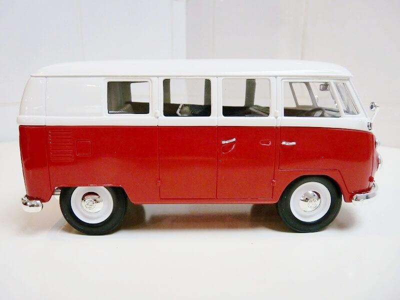 Volkswagen Combi - 1966 - Solido 1/18 éme Volksw71