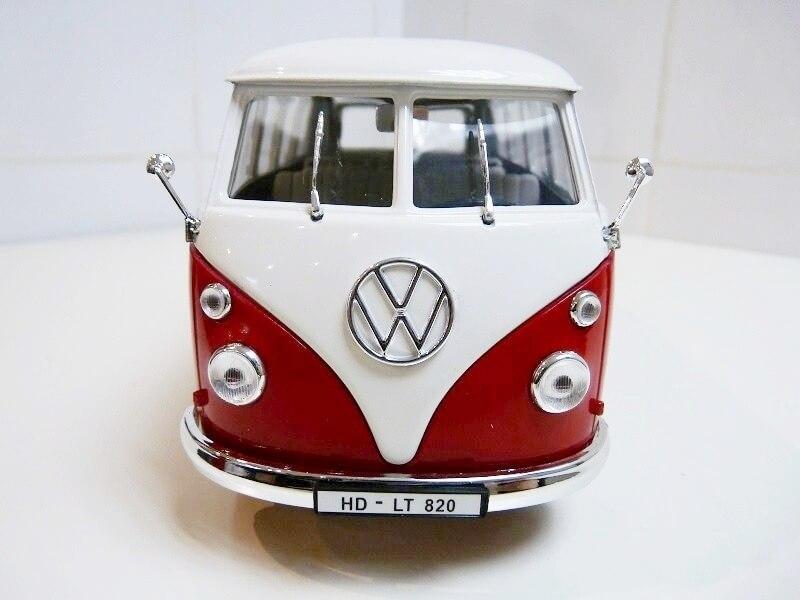 Volkswagen Combi - 1966 - Solido 1/18 éme Volksw73