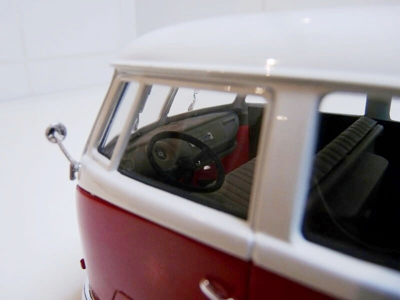 Volkswagen Combi - 1966 - Solido 1/18 éme Volksw74