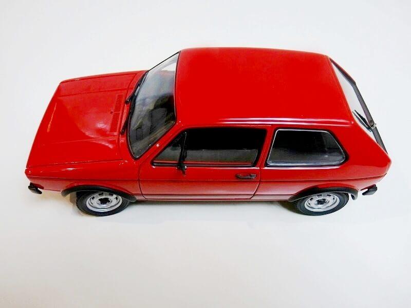 Volkswagen Golf GTI - 1977 - Solido 1/18 ème Volksw76