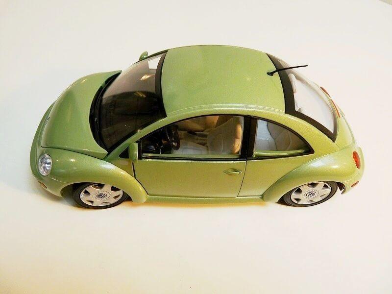 Volkswagen New Beetle - 1998 - Bburago 1/18 ème Volksw92