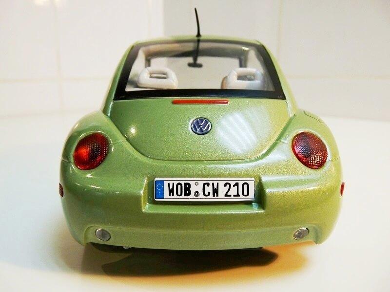 Volkswagen New Beetle - 1998 - Bburago 1/18 ème Volksw95