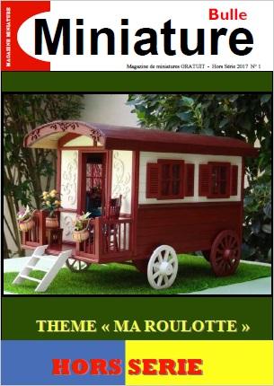 Magazine Bulle Miniature Hors Série N°1 Couv_b10