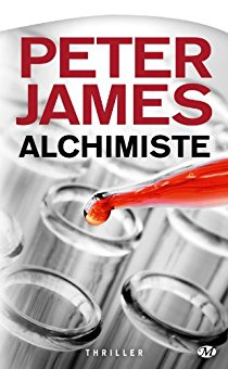 JAMES Peter - Alchimiste 510j2g10