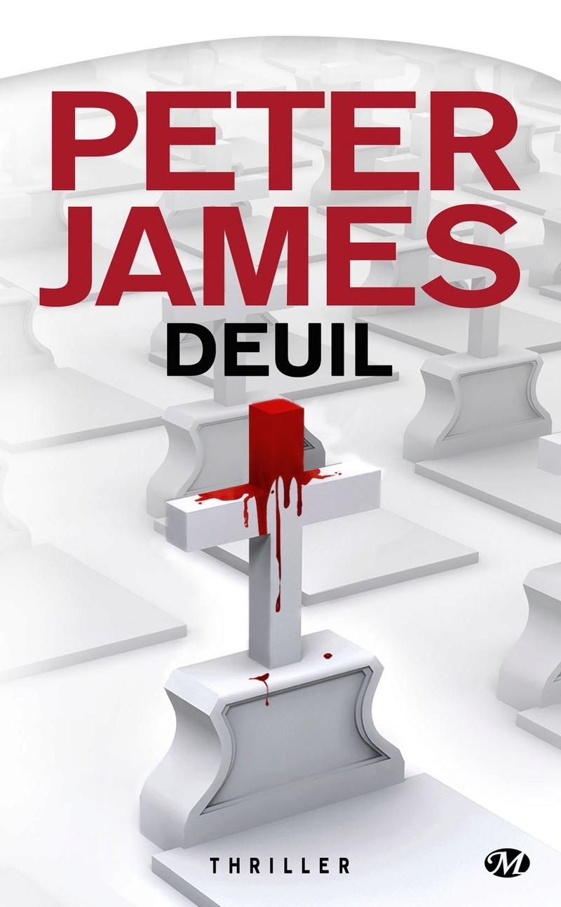JAMES Peter - Deuil 61x6p-10