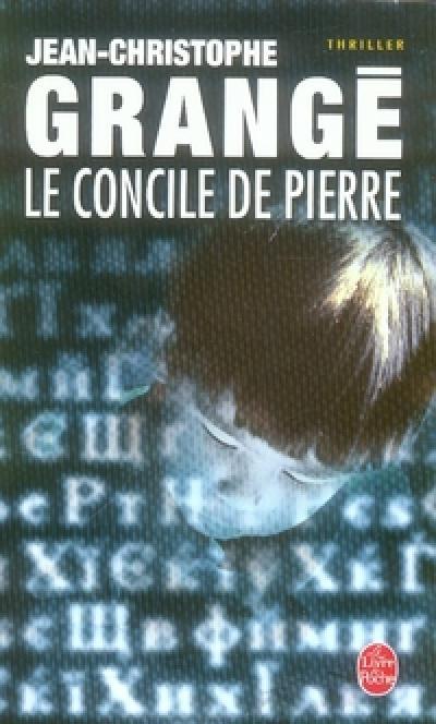 GRANGE  Jean-Christophe - Le concile de Pierre 97822513