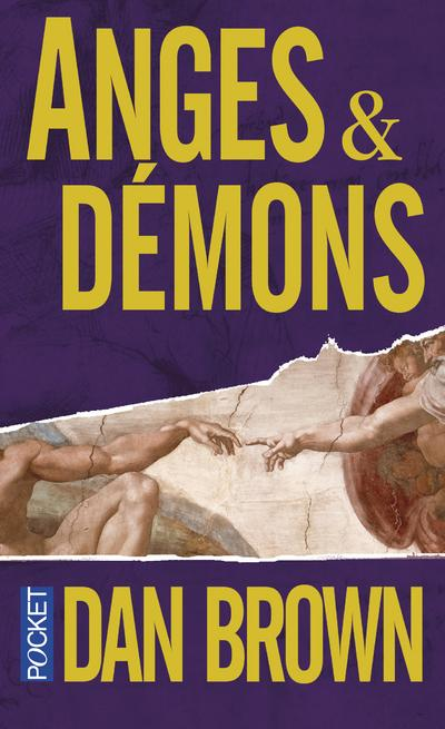 BROWN Dan - TRILOGIE - Tome 1 : Anges & Démons Anges-10