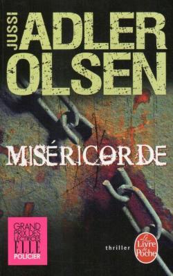ADLER OLSEN Jussi - Les enquêtes du Département V livre 1 - Miséricorde Bm_11510
