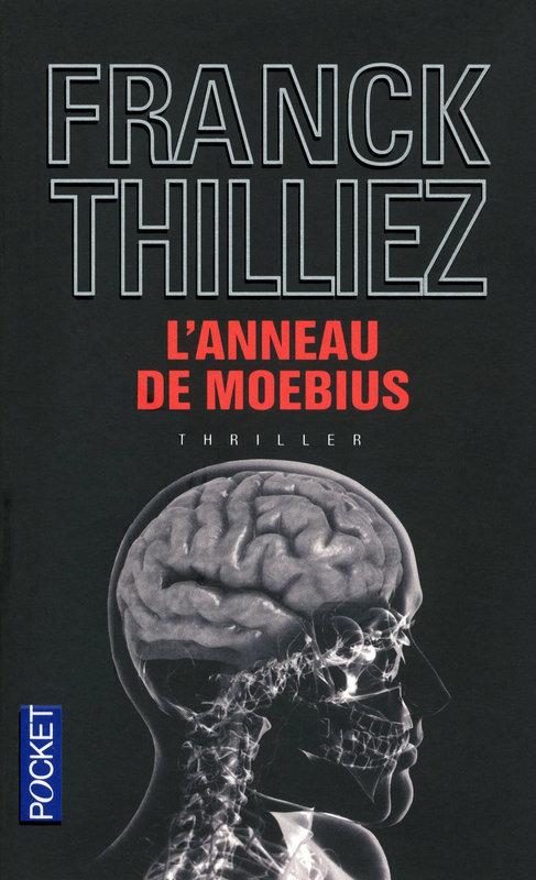 THILLIEZ Franck - L'anneau des Moebius Ob_22610