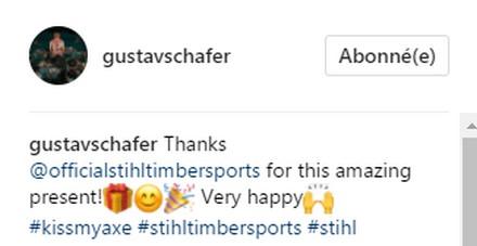[Instagram Officiel] Instagram  Bill,Tom,Gus,Georg et TH - Page 21 Sans_t29