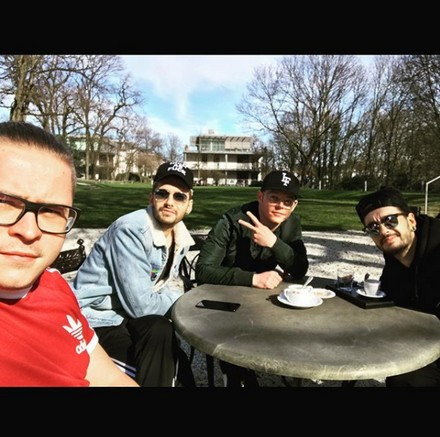 [Instagram Officiel] Instagram  Bill,Tom,Gus,Georg et TH - Page 22 Sans_t99
